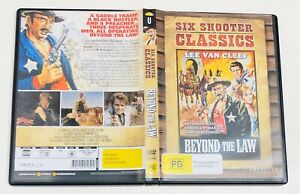 Beyond the Law - Six Shooter Classics - (DVD) Western. Lee Van Cleef | Free Post