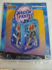 Hannah Montana Rockin' Party Table Centerpiece Free Shipping