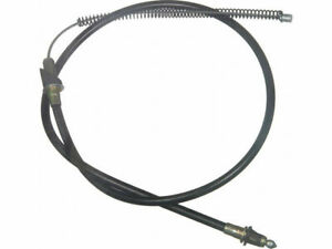 For 2014-2016 Ford F350 Super Duty Parking Brake Cable Rear Left Dorman 12887WX
