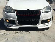 FRP ABT Style Front Lip Fit For 04-08 Volkswagen VW Golf MK5 GTI