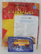 ALTAYA 1/43 - PART 15 - PINDER JEAN RICHARD - RENAULT ESTAFETTE
