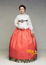 Hanbok Dress Custom Made Korean Modern Woman Hanbok High Waist Hanbok