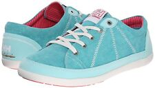 Helly Hansen Women's Latitude 92 Sneaker - Aquamarine, Size 7, Brand New