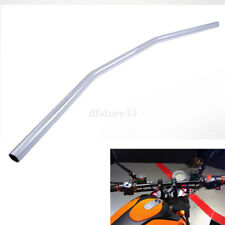 1'' 25mm Chrome Moto Guidon Drag Bar Barre Handlebars Pr Yamaha Honda Harley ATV
