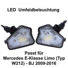 2x LED TOP SMD Umfeldbeleuchtung Weiß Mercedes E-Klasse Limo (Typ W212)  (7225)