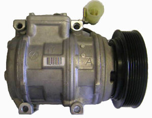 For Land Rover Discovery Defender 90 A/C Compressor w/ Clutch OE Denso
