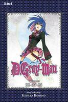D. Gray-Man 3-in-1 Edition 08 22-24 by Katsura Hoshino, NEW Book, FREE & FAST De