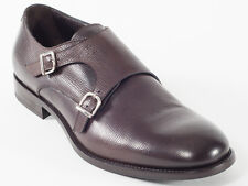 New Baldinini Dark Brown Leather Shoes Size 46 US 13