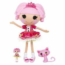 2013 Lalaloopsy Jewel Sparkles Full Size Doll & Pet & Bonus Mini Doll NEW