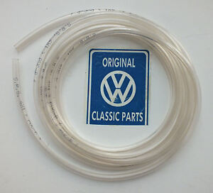VW MK2 Golf GTI G60 - Genuine OEM - Washer Jet Hose 1 Meter