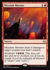 MRM ENGLISH FOIL Mizzium Mortars - Mortiers de Mizzium MTG magic MM17