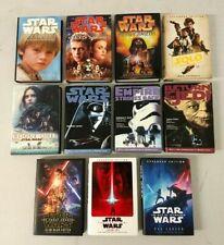BUILD A BOOK LOT: Star Wars Movie Novelization: CHOOSE TITLES: Hardcover Edition