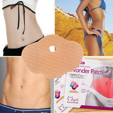 5Pcs Keep Slim Weight Loss Patches Burn Fat Ultimate Applicator Body Wraps KQ