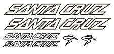 Santa Cruz Replacement Vinyl Decal Graphic Sticker Set MTB DH XC Bike