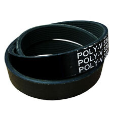 "813J8 (320J8) Poly V Belt, J Section With 8 Ribs - 813mm/32.0"" Length"
