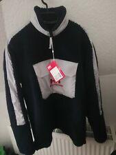 Helly Hansen Pullover Fleece Yu 1/2 Zip Pile Sweater Größe L Neu mit Ettikett