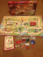 1999 RETIRED The American Girls Doll Board Game.