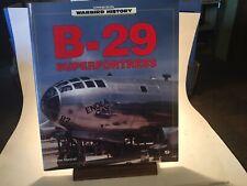 B-29 Superfortress Motorbooks International Warbird History Book