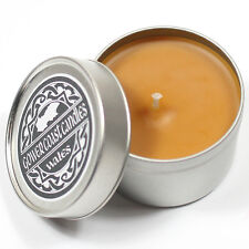Sandalwood & Black Pepper Handpoured Highly Scented Candle Tin