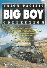 Union Pacific Big Boy Collection DVD Pentrex Steam 4000-4024 UP Locomotive NEW