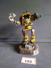 Warhammer 40k Ork Mega Meka Deff Dread Conversion Worldwide Post Pro Painted