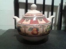Staffordshire Tableware Banbury Fayre Sugar Bowl