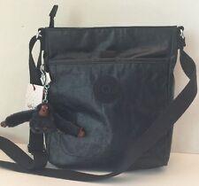 KIPLING AVARU Lacquer True Blue Crossbody Shoulder Bag Purse HB6909 NWT $84