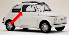 CLASSIC FIAT 500 DOOR WINDOW GLASS RIGHT SIDE (O/S OFF SIDE) BRAND NEW