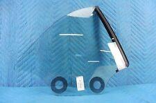 BMW 128I 135I 135IS E88 Left (Driver) Quarter Window Glass w/ Seal 2008-2013 OEM