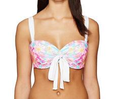 NEW Coco Reef Tropical Escape Convertible Five Way Bikini Swimwear Top 32/34 D