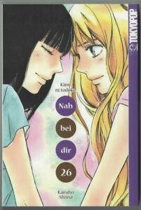 ++ Nah bei dir - Kimi ni todoke 26 Manga (Karuho Shiina) deutsch RAR !! ++