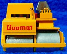 NZG Duomat R127 Road Roller 1/35 Scale Construction Equipment Diecast Model