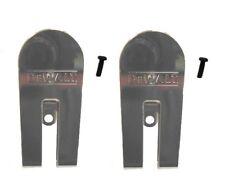 (2) DeWalt N435687 Belt Hook Clip Kit for DCF620 DCF620B DCF622 Drywall Screwgun