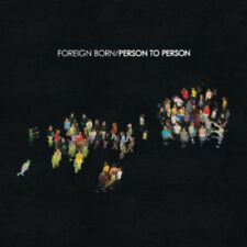Foreign Born : Person to Person VINYL (2009) ***NEW***