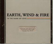 EARTH, WIND & FIRE - In the Name of Love - Bonus Tracks - CD - NEW