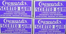 C. Howard's chowards Violet Gum retro nostalgia nostalgic candy 4 ct