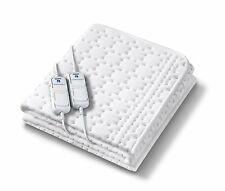 Monogram 36963 Allergyfree Heated King Size Dual Controller Mattress Cover