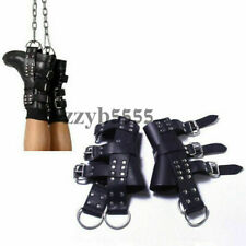 Restraints Hanging Feet Harness Costume Ankle Boot Suspension Cuffs Foot Binder