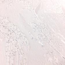 2,06 €/qm /Erismann Tapete Putzoptik Glitzereffekt Weiß Glitter Papiertapete