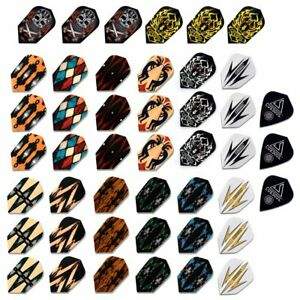 NEW CUESOUL 45 PCS Slim Dart Flights For Soft Tip Darts Wholesale 06