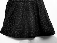 Next navy floral Skirt age 2/3