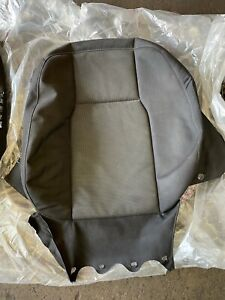 MERCEDES C CLASS W204 2011 FACELIFT FRONT DRIVER SIDE RIGHT SEAT BACKREST cover
