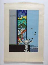 """Luis Rodriguez, """"Dia Del Trabajador"""" Serigraph 1987, Cartel, Puerto Rico Art"""