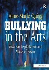 Bullying in the Arts-ExLibrary