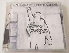 RAGE AGAINST THE MACHINE THE BATTLE OF LOS ANGELES CD ALBUM OTTIMO