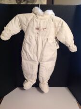 Jc Penney Bright Future 18 Mos. Snowsuit New W Tags
