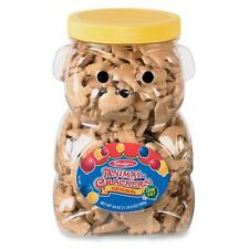 Stauffer Biscuit Company Animal Crackers Bear Jug Reusable Container 24oz. 11037