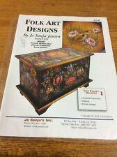 Jo Sonja Jansen Folk Art Design French Bride's Box