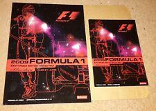 2009 British Grand Prix F1 programa & Alonso (fórmula 1)