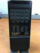 TEAC RC-309 Remote Control for Compact Disc Player.